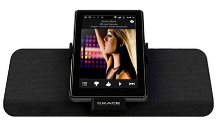 Grace Digital Audio FireDock for Kindle Fire