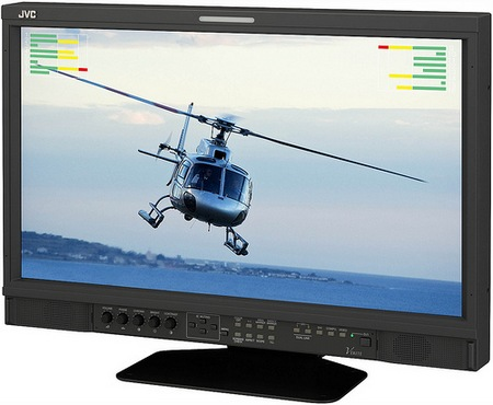 JVC Verite DT-V21G1 Professional LED-backlit LCD Monitor