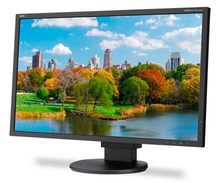 NEC MultiSync EA223WM LED-backlit Display for Enterprise