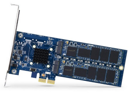 OWC Mercury Accelsior PCIe SSD is Mac-bootable