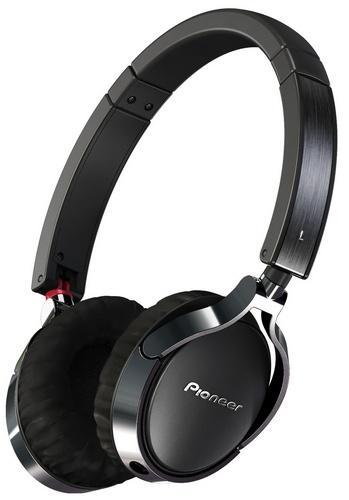 Pioneer SE-MJ591 Audiophile Headphones in case