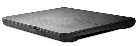Samsung SE-218BB Super Slim DVD Burner