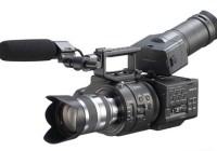 Sony NXCAM NEX-FS700U Full HD Super Slow Motion Camcorder kit