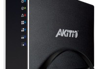 Akitio Cloud Hybrid NAS Enclosure with USB 3.0 1