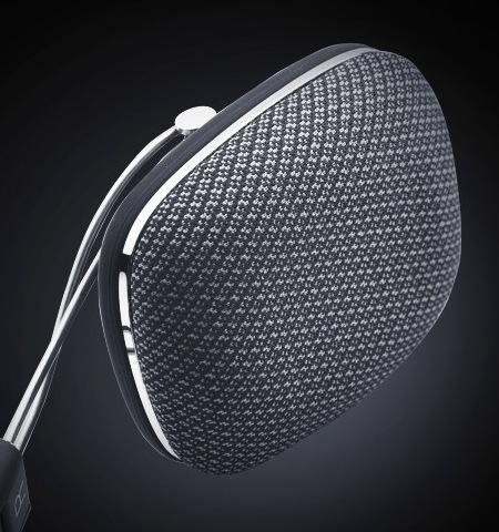 Bowers & Wilkins P3 Mobile HiFi Headphones earpad