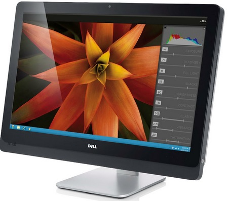 Dell XPS One 27 All-in-One Computer with 2560x1440 Screen