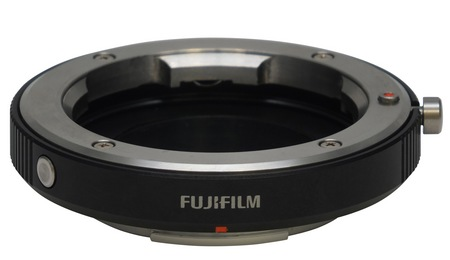 FujiFilm M-Mount Adapter for X-Pro1