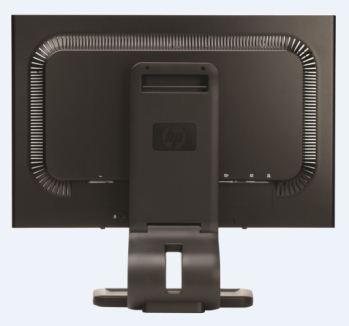 HP Compaq LA2405x 24-inch Full HD LED Display back