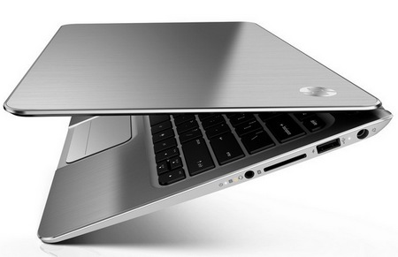 HP ENVY Spectre XT Ultrabook with All-metal Design side
