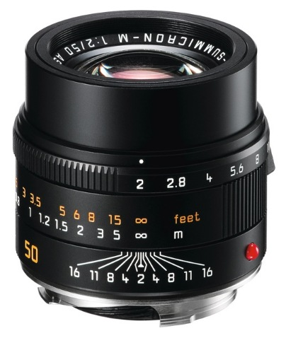 Leica APO-SUMMICRON-M 50 MM F2 ASPH lens