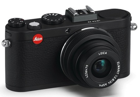 Leica X2 Compact Camera with APS-C Professional Sensor black