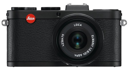 Leica X2 Compact Camera with APS-C Professional Sensor front