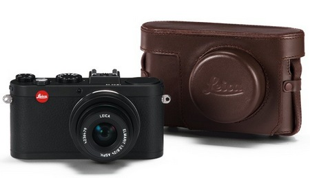 Leica X2 Compact Camera with APS-C Professional Sensor leather protector