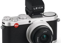Leica X2 Compact Camera with APS-C Professional Sensor with VisoFlex