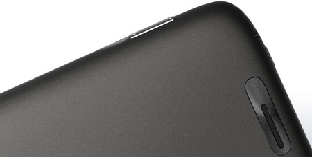 Lenovo IdeaTab S2109 9.7-inch Tablet with Android 4.0 back corner