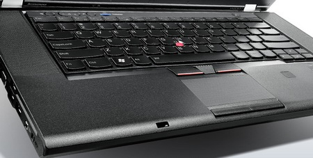 Lenovo ThinkPad W530 Mobile Workstation keyboard