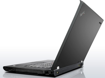 Lenovo ThinkPad W530 Mobile Workstation side