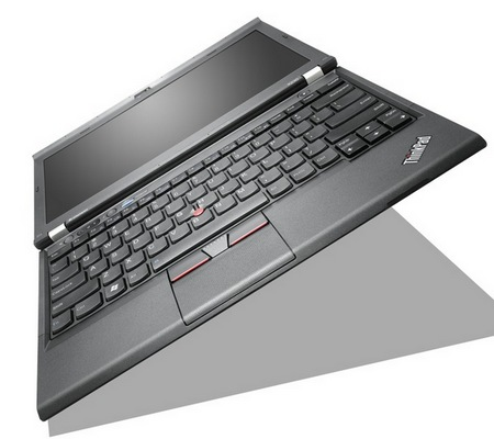 Lenovo ThinkPad X230 and X230t Ultraportables get Ivy Bridge flat