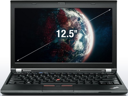 Lenovo ThinkPad X230 and X230t Ultraportables get Ivy Bridge front 1