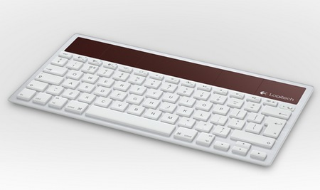 Logitech Wireless Solar Keyboard K760 for Mac, iPad and iPhone 1