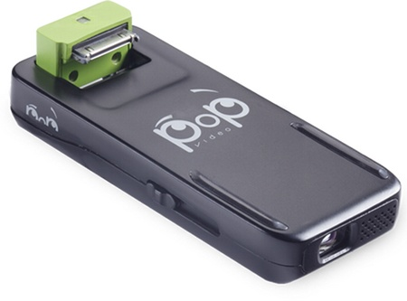 Micron Pop Video iPhone Pico Projector