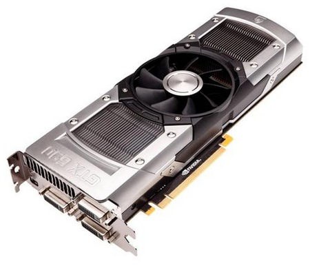 NVIDIA GeForce GTX690 with Dual Kepler GPUs 1