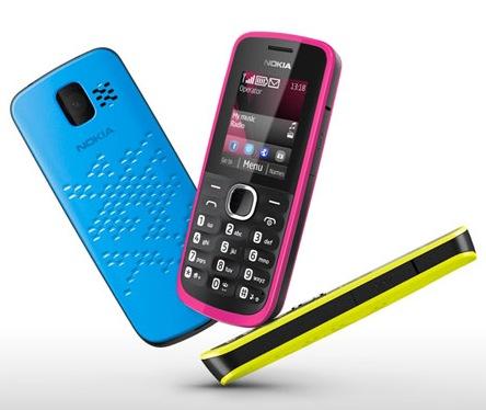 Nokia 110 dual-sim phone