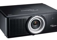 Optoma ProScene EX855 and EW865 Installation Projectors