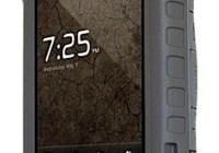RAMPAGE 6 Mesa Rugged Notepad runs Android 2.3
