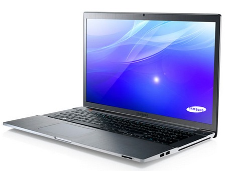 Samsung 17-inch Series 7 CHRONOS Notebook with Ivy Bridge 1