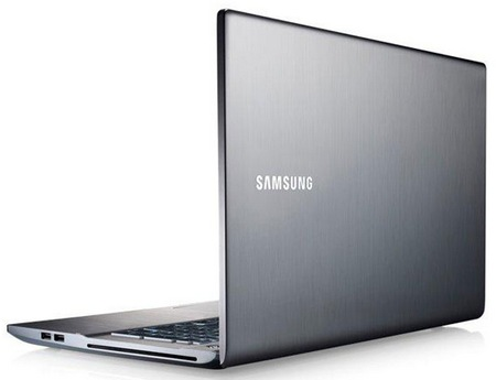 Samsung 17-inch Series 7 CHRONOS Notebook with Ivy Bridge