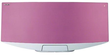 Sony CMT-V50 Walkman HiFi System pink
