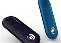 SuperTooth Crystal In-car Bluetooth Speakerphone