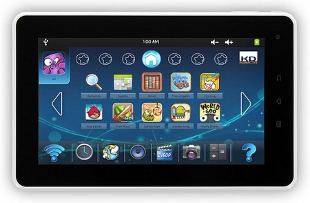 Techno Source Kurio 7 Android 4.0 Tablet for Kids 1