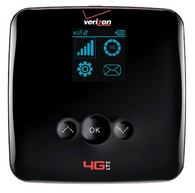 Verizon ZTE Jetpack 890L 4G LTE Mobile Hotspot