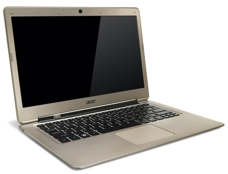 Acer Aspire S3 Ultrabook gets Ivy Bridge angle