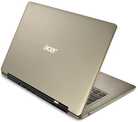 Acer Aspire S3 Ultrabook gets Ivy Bridge back