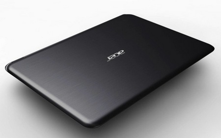 Acer Aspire S5 World's Thinnest Ultrabook closed