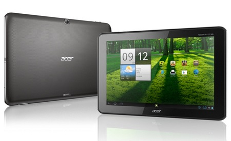 Acer Iconia Tab A700 Tegra 3-powered Tablet with Full HD Display black