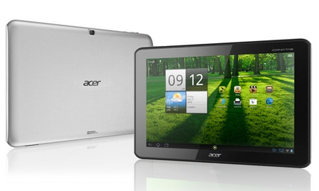 Acer Iconia Tab A700 Tegra 3-powered Tablet with Full HD Display silver