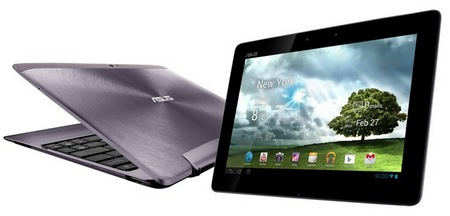 Asus Transformer Pad Infinity TF700 with Full HD IPS Touchscreen Amethyst Gray 1