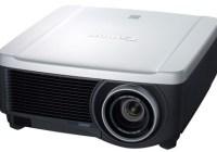 Canon REALiS SX6000 and REALiS WX6000 Pro AV Series Multimedia LCOS Projectors
