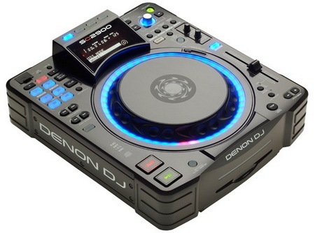 Denon SC2900 DJ Controller and Media Player 1