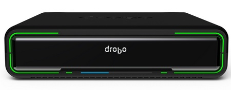 Drobo Mini Storage Device with USB 3.0 and Thunderbolt