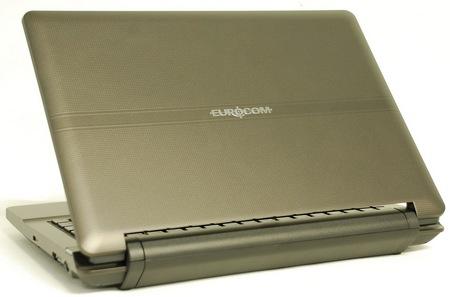 Eurocom Monster Powerful Ultraportable Notebook back