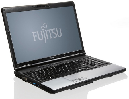 Fujitsu Lifebook E752 Desktop Replacement Notebook with Ivy Bridge