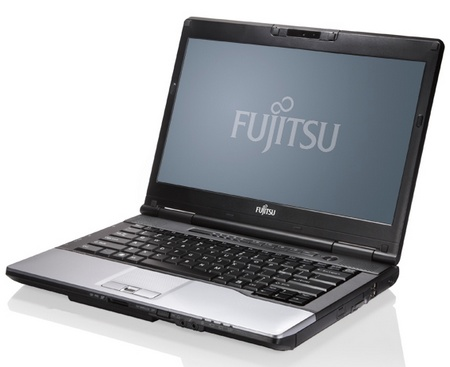 Fujitsu Lifebook S752 Thin and Light Ivy Bridge Notebook