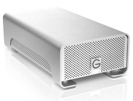 G-Technology G-RAID Storage system