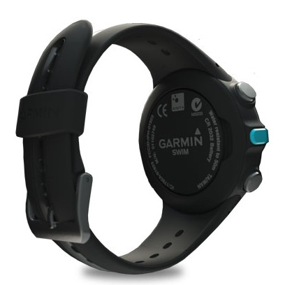 Garmin Swim Training Watch for Swimmers back