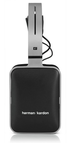 Harman Kardon BT Bluetooth on-ear headphones side